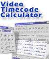 <b>Video</b> Timecode Calculator