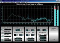 Spectrum Analyzer pro 3.0 <b>Basic</b>