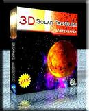 3D Solar Traveler <b>Screensaver</b>
