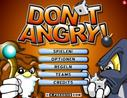 Don't Angry! Game & Screensaver Edition