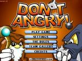 Don't Angry