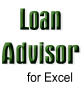 Loan Advisor for Excel (Full Access Version)