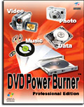 DVD Power Burner (Professional Edition) (1-10 copies)